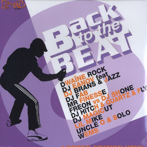 Back To The Beat - Volume 6