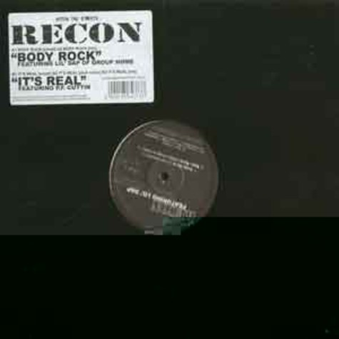 Recon - Body rock feat. Lil Dap of Group Home