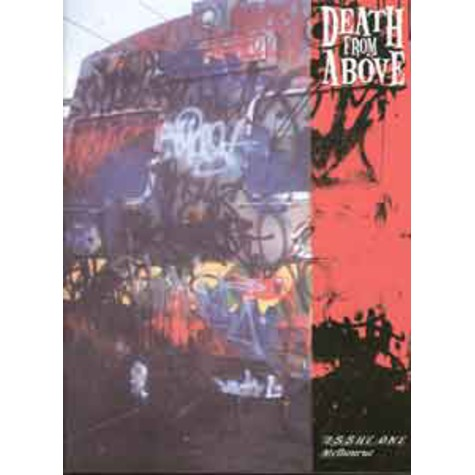Death From Above - Issue 1