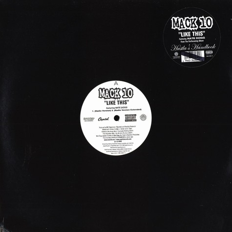 Mack 10 - Like this feat. Nate Dogg