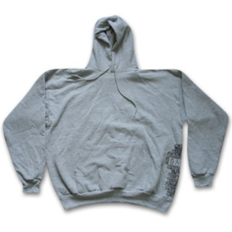 Bully Records - Hand placement hoodie