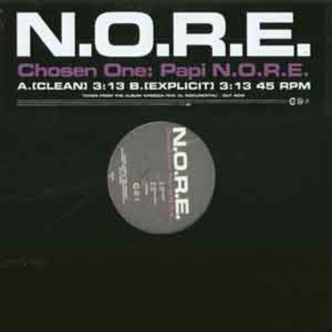 NORE - Chosen one