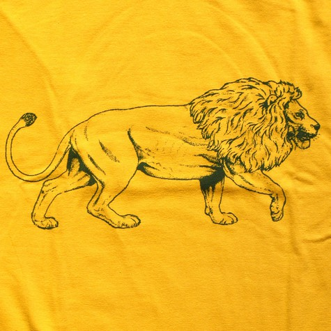 Listen Clothing - Lion zion T-Shirt