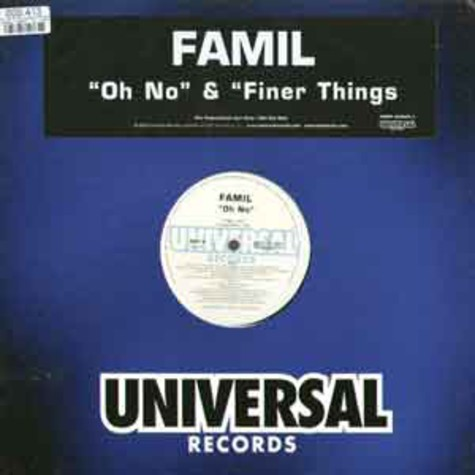 Famil - Oh no