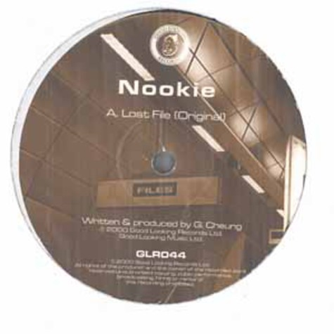 Nookie - Lost file EP