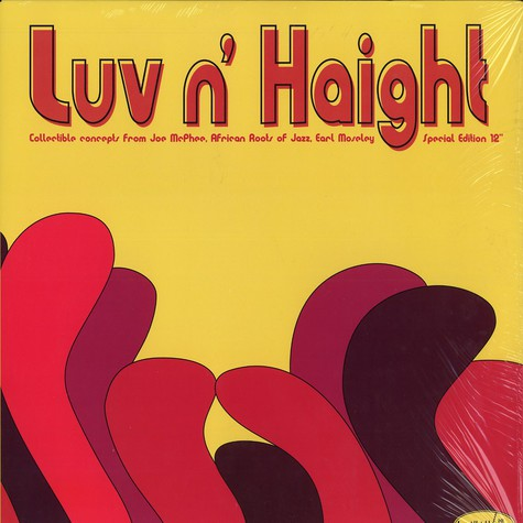 Luv N' Haight - Special Edition EP