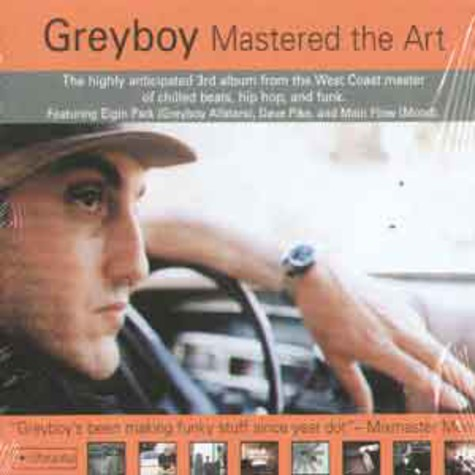 Greyboy - Mastered the art