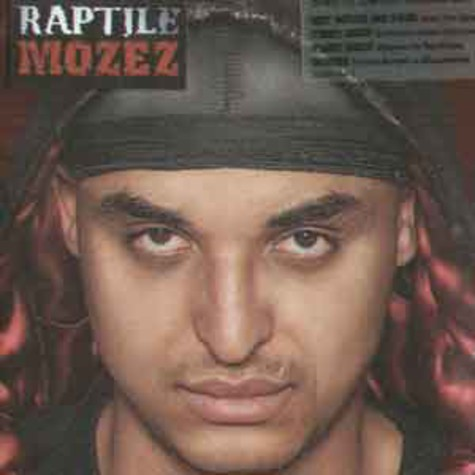 Raptile - Mozez limited edition