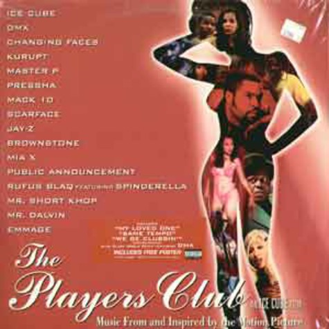 V.A. - OST The players club