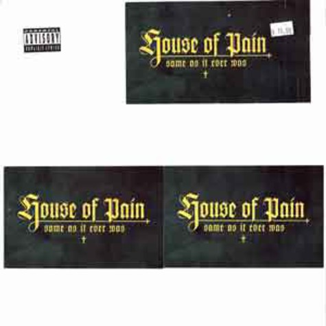 House Of Pain - On point