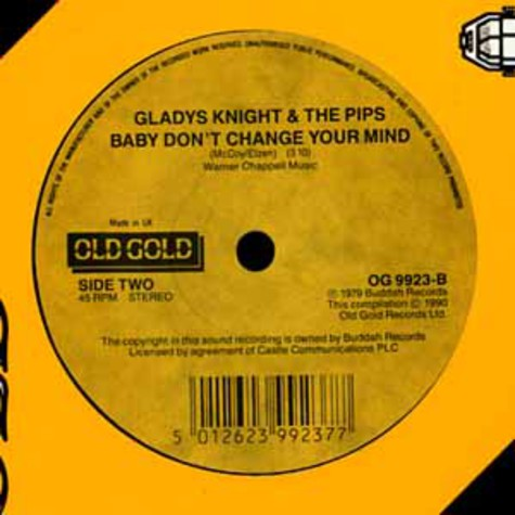 Gladys Knight & The Pips - Best thing that ever happened