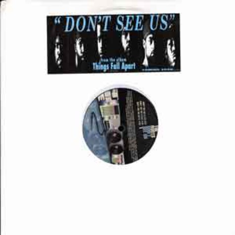 Roots, The - Don't See Us