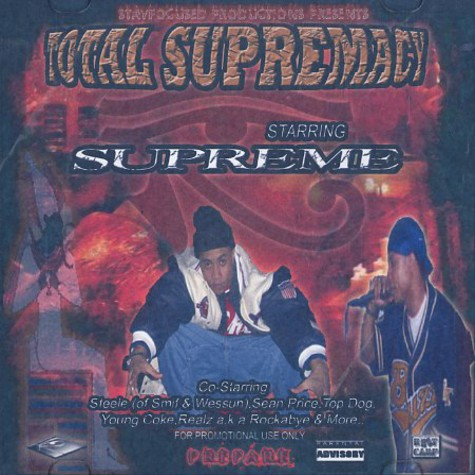 Supreme - Total supremacy