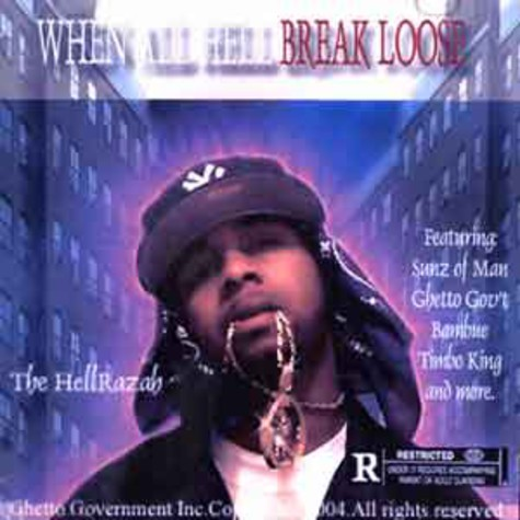 Hell Razah - When all hell break lose