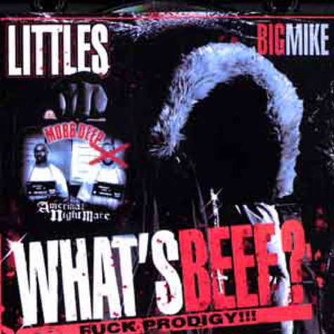 Littles & Big Mike - Whats beef - fuck Prodigy !