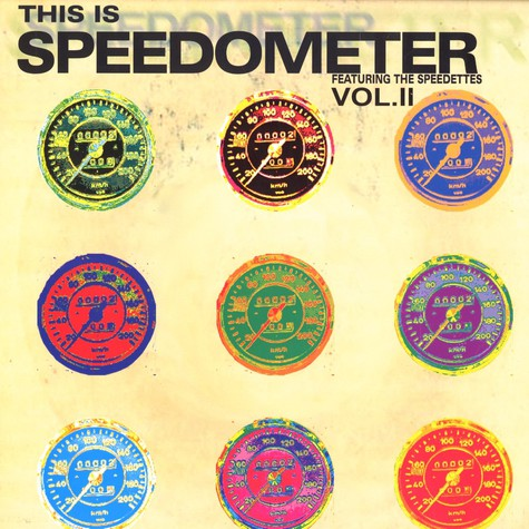 Speedometer - This is speedometer volume II