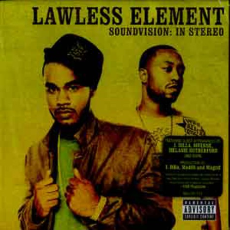 Lawless Element - Soundvision: In Stereo
