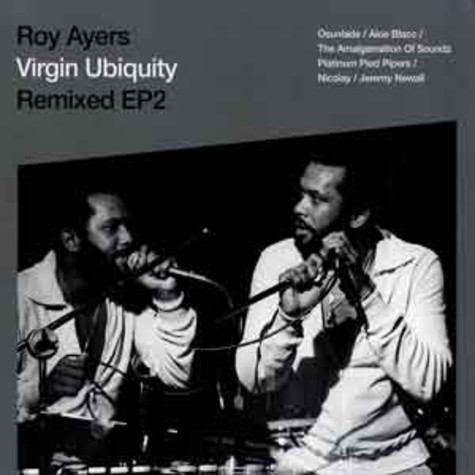 Roy Ayers - Virgin ubiquity remixed volume 2