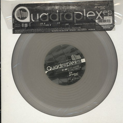 DJ Food - Quadraplex EP