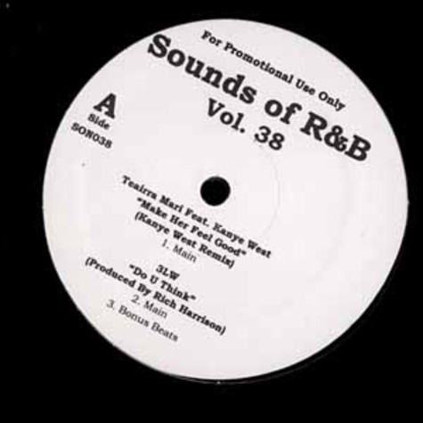 Sounds Of R&B - Volume 38