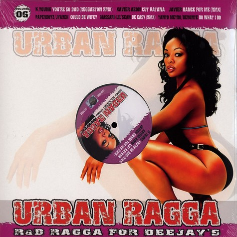 Urban Ragga - Volume 6