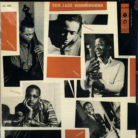 Art Blakey And The Jazz Messengers - The Jazz Messengers