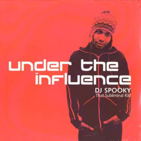 DJ Spooky - Under the influence EP