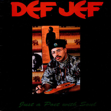 Def Jef - Just A Poet With Soul