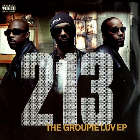 213 (Snoop Dogg, Nate Dogg & Warren G) - Groupie luv EP