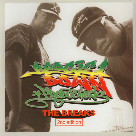 Boogie Down Productions - The Breaks 2nd Edition