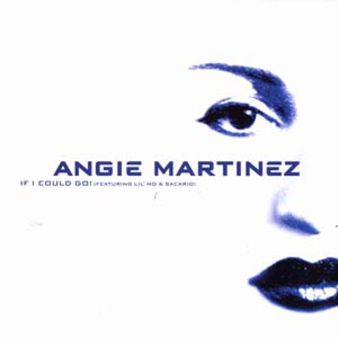 Angie Martinez - If i could go feat. Lil Mo & Sacario