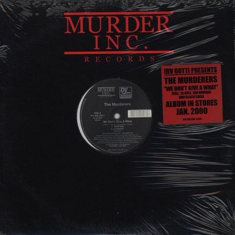 Murderers - We don't give a what feat. Ja Rule, Tah Murdah & Black Child