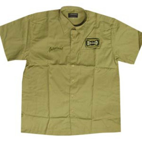 Seeed - Irie daily workershirt
