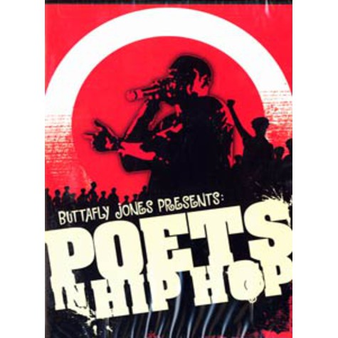 Buttafly Jones presents - Poets in hip hop