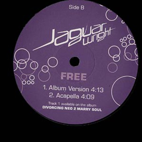 Jaguar Wright - Do you want to be free remix feat. Freeway