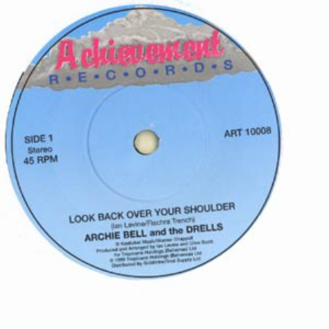 Archie Bell & The Drells - Look back over your shoulder
