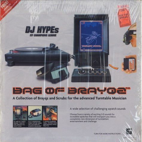 DJ Hype - Bag of braygz
