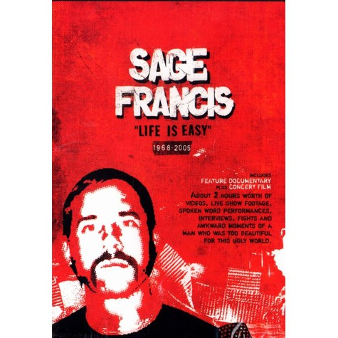 Sage Francis - Life is easy