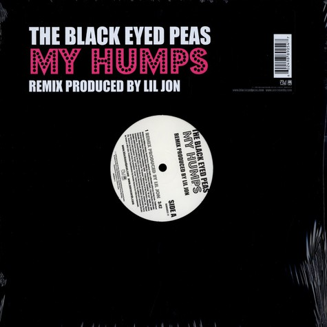 Black Eyed Peas - My humps Lil Jon remix