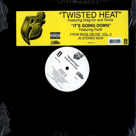 Ruff Ryders - Twisted heat feat. Drag-On and Twista