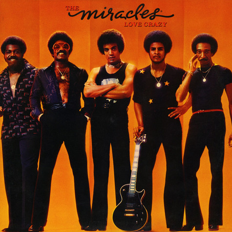 Miracles, The - Love Crazy