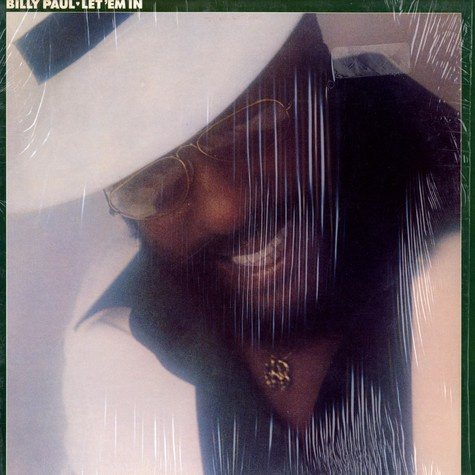 Billy Paul - Let em in