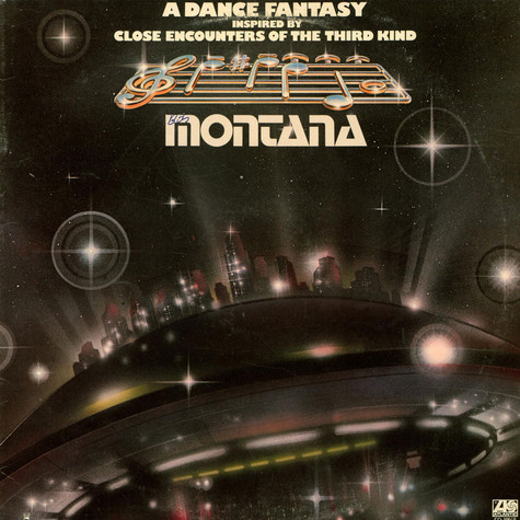 Montana - A Dance Fantasy Inspired By Close Encounters Of The Third Kind
