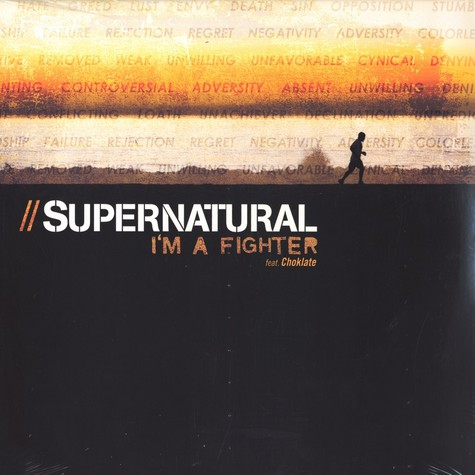 Supernatural - I'm A Fighter Feat. Choklate