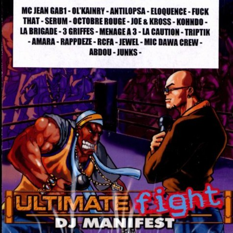 DJ Manifest - Ultimate fight