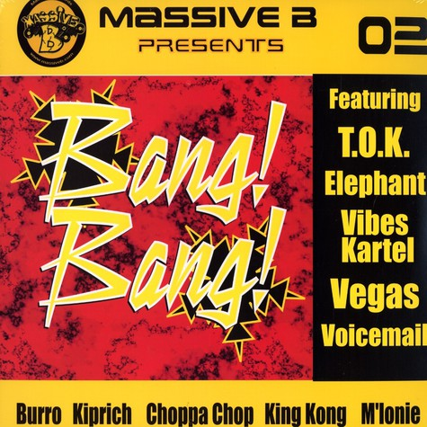Massive B presents - Bang bang riddim vol.2
