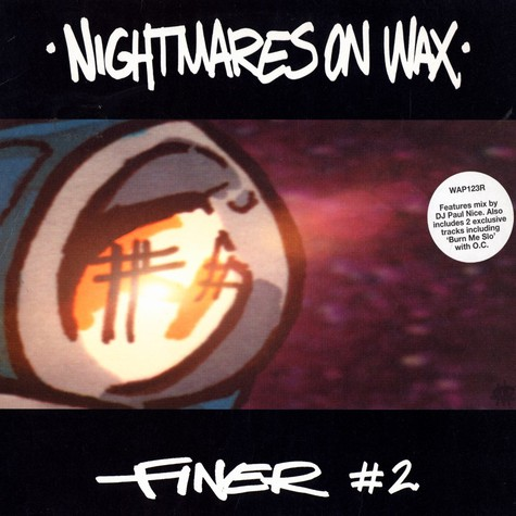 Nightmares On Wax - Finer 2