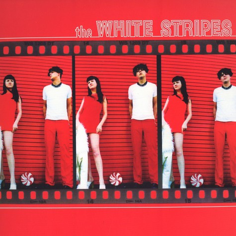 White Stripes, The - White stripes