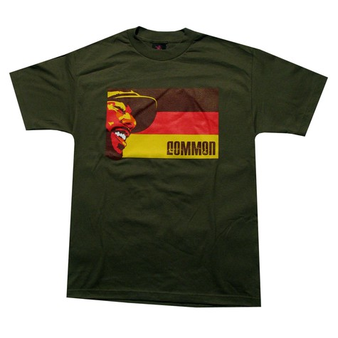 Common - Face flag T-Shirt