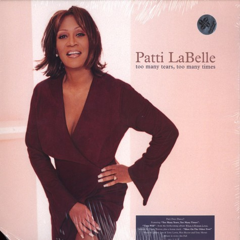 Patti LaBelle - Too Many Tears, Too Many Times